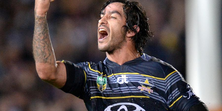 Thurston to remain a Cowboy in 2018