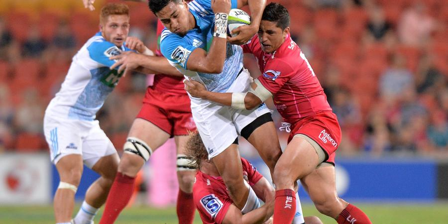 Super Blues to face Reds in Samoa