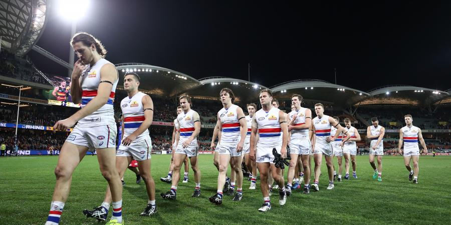 A Dog Of A Night In Adelaide: Crows Humble The Champs In Second Half Blowout
