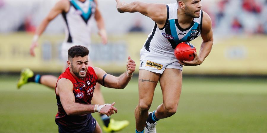 How can Port get the best out of Jarman Impey?