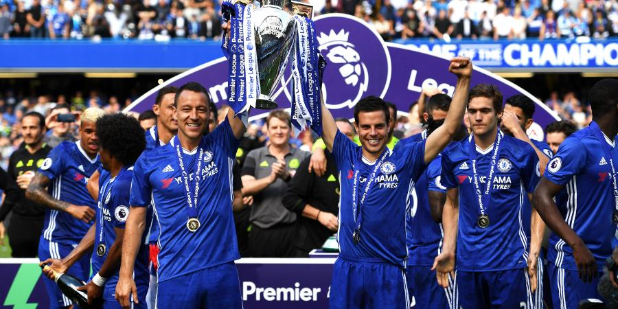 2016-17 English Premier League: Report Cards-PART 1