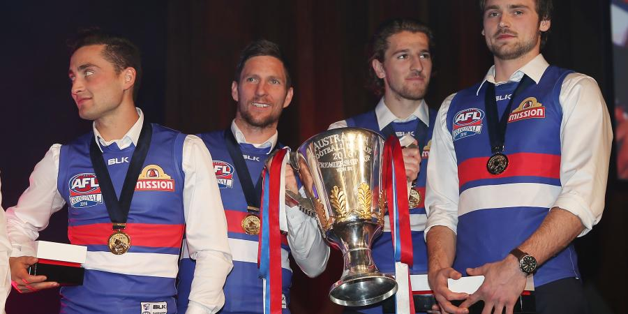 The 2017 Mid-Year All-Australian Team