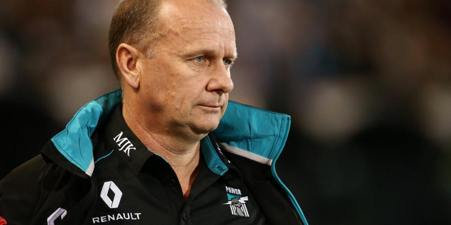 Now is the perfect opportunity for Ken Hinkley to make a selection statement