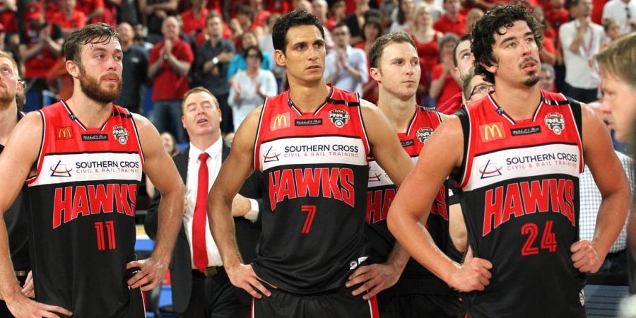 Hawks coach Beveridge vows to bounce back