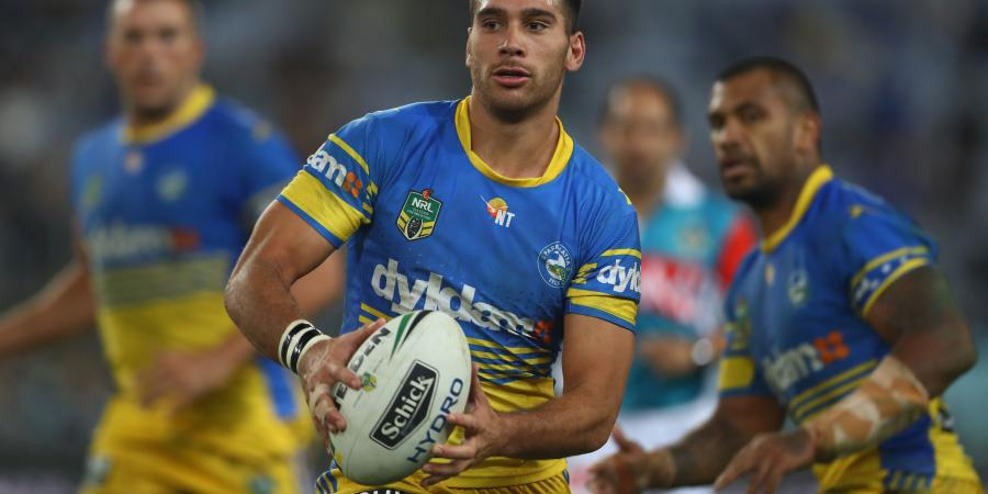 Eels halves insist best is yet to come