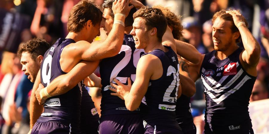 Pavlich backs Dockers to rebound in AFL