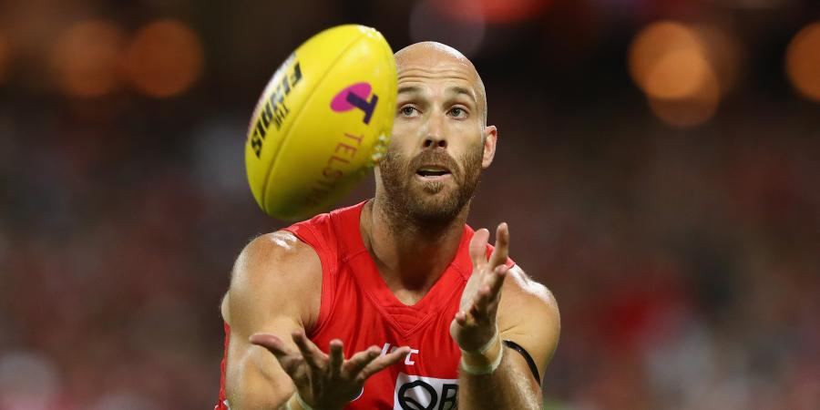 Swans unsure when McVeigh will play