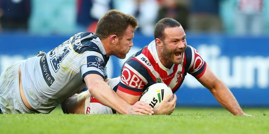 Cordner shocked by Blues captaincy talk