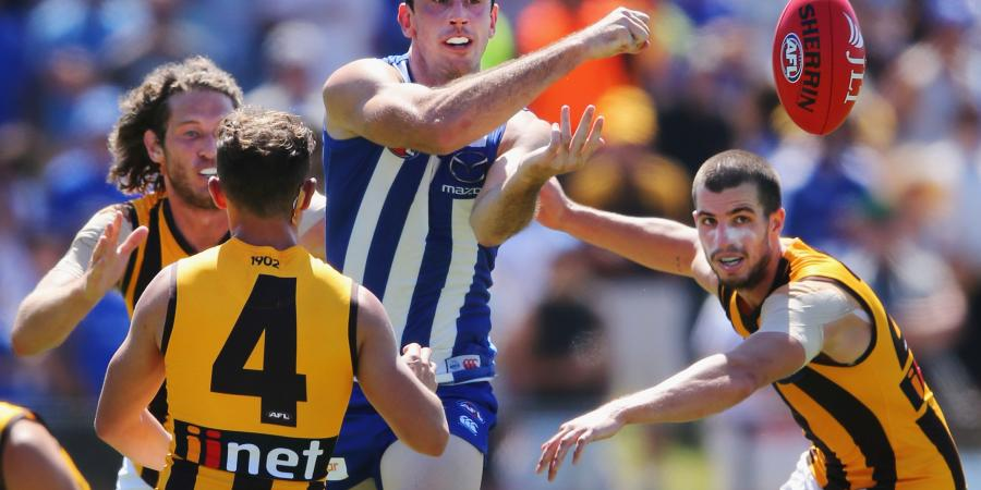Star Kangaroo ready to bounce back in AFL