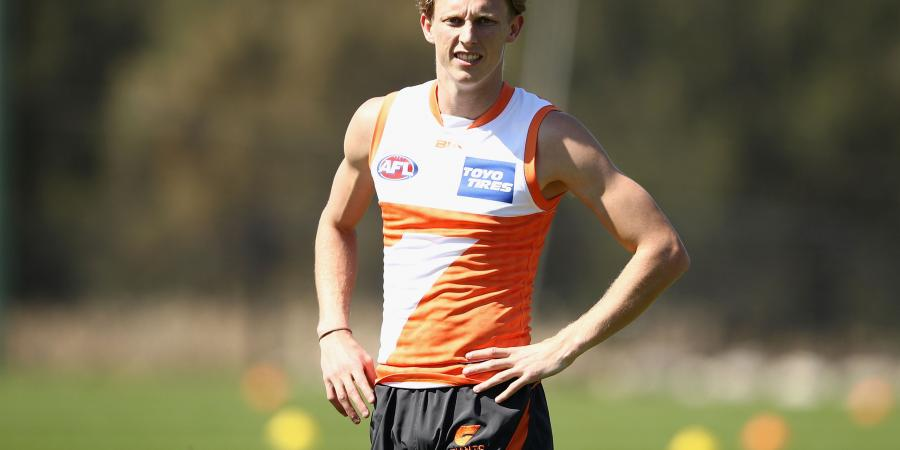 Banned Whitfield rejoins Giants in AFL
