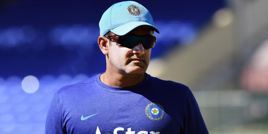 Coach Kumble won't curb India's aggression