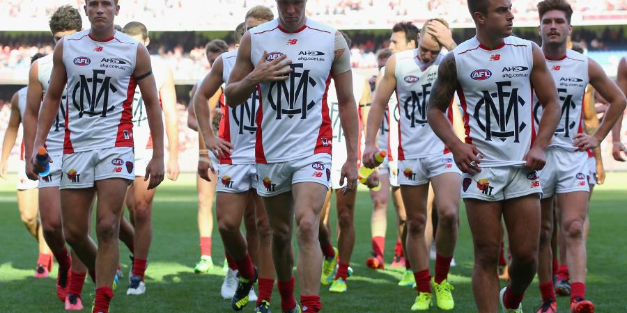 Melbourne and Round Two - 11 Years of Shambles