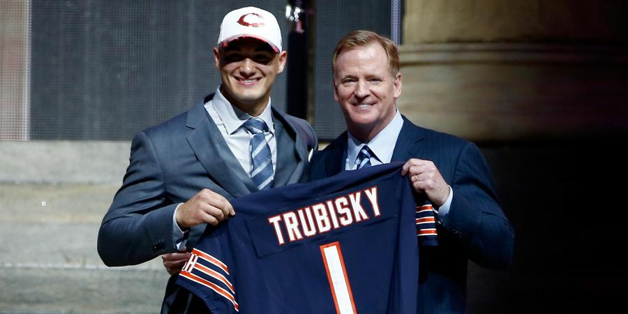 NFL: Why did the Bears draft Trubisky?