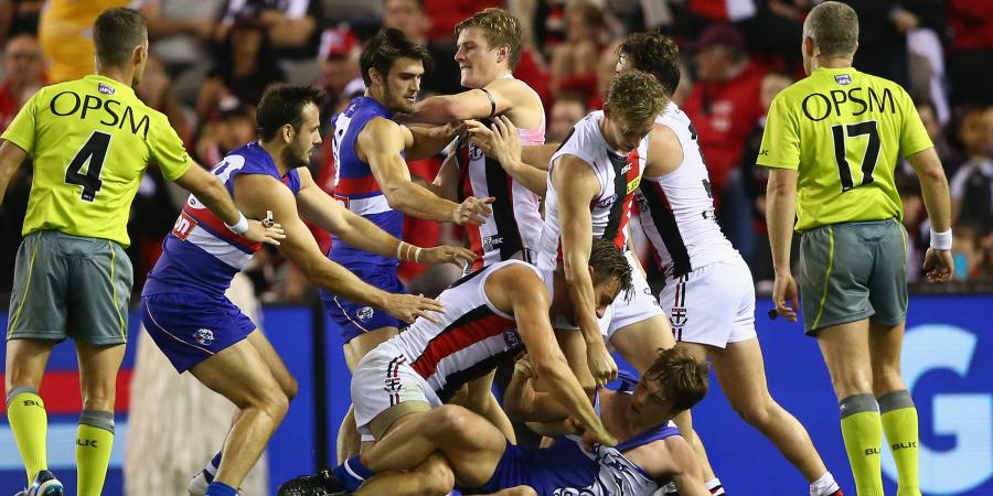 Is The Western Bulldogs And St. Kilda The AFL's Most Underrated Rivalry? Part Two