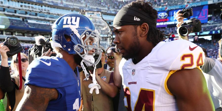 NFL: NFC East receivers not a problem for Norman