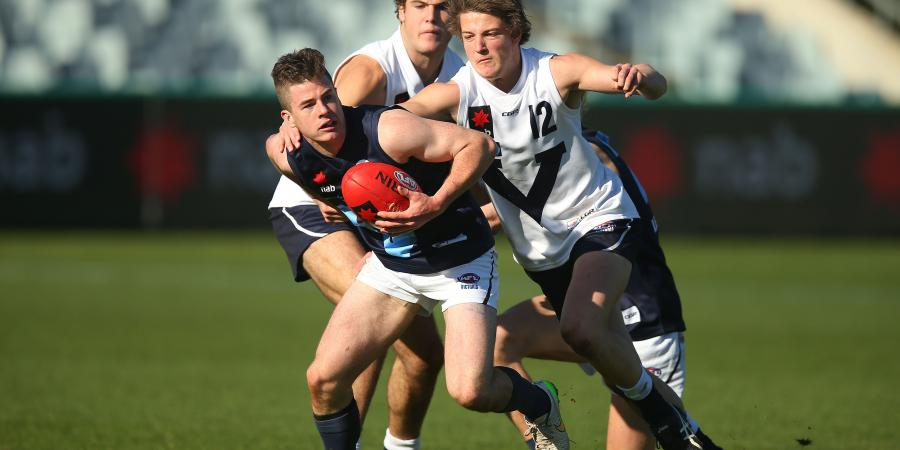 Five Potential Stars That The Western Bulldogs Can Select With The 16th Overall Pick
