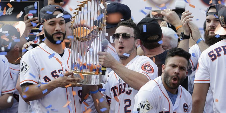 Who can challenge the Astros?