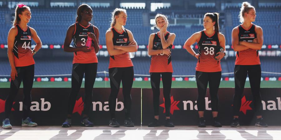 Bulldogs Centre's 2017 AFLW Mock Draft - The First Two Rounds
