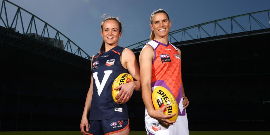 AFLW State Of Origin Preview
