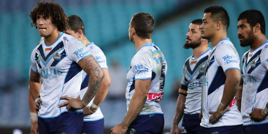 Gold Coast Titans 2017 Season Review