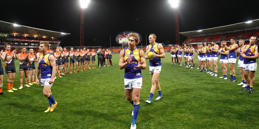 Eagles Run Out Of Steam