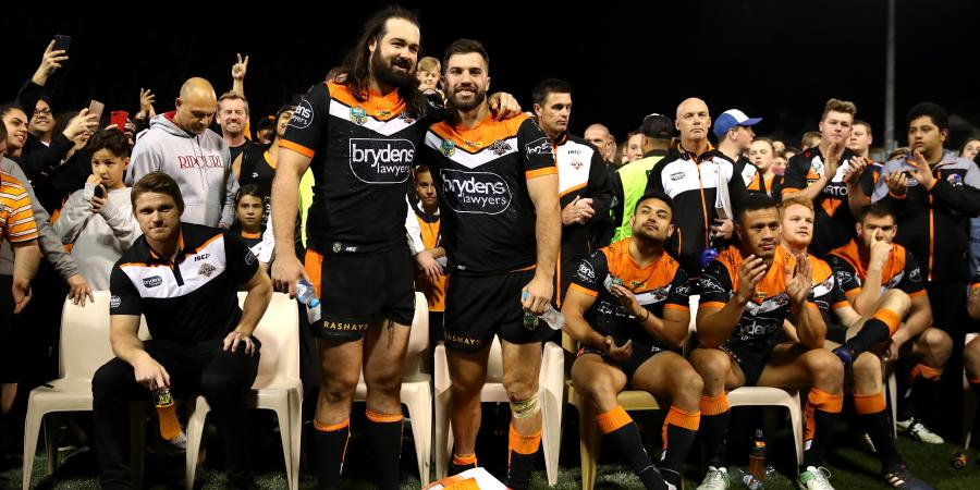 Wests Tigers 2017 Season Review