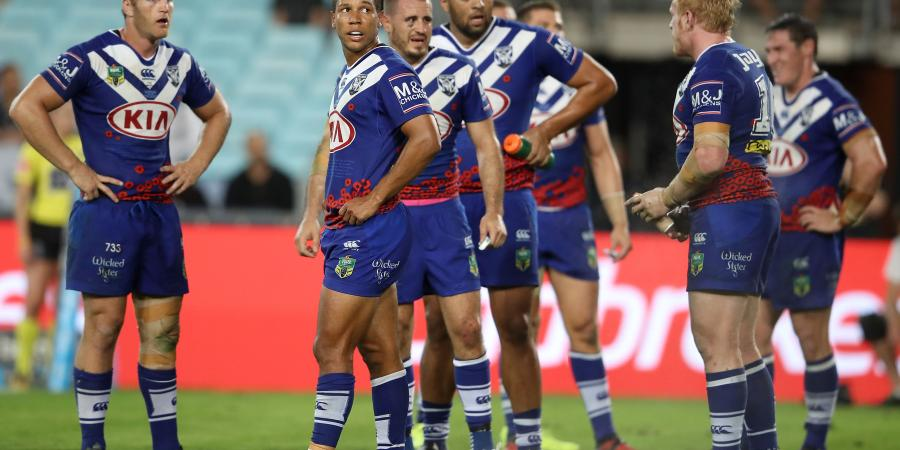 Canterbury-Bankstown Bulldogs 2017 Season Review