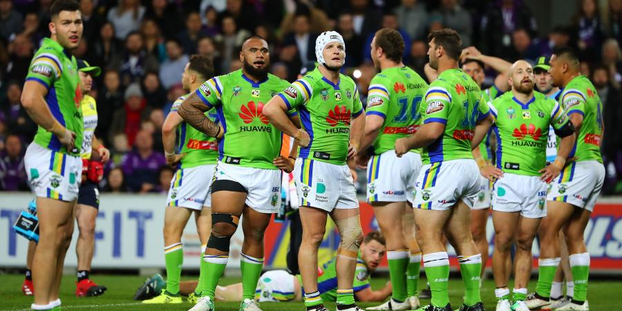 Canberra Raiders 2017 Season Review