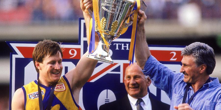 1992 Rewind: West Coast Reach AFL Pinnacle