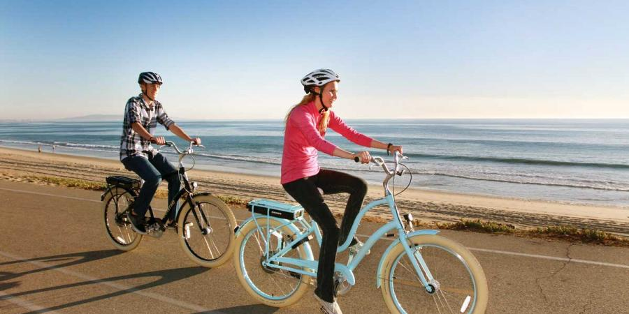How an E-bike Can Help You Get in Shape