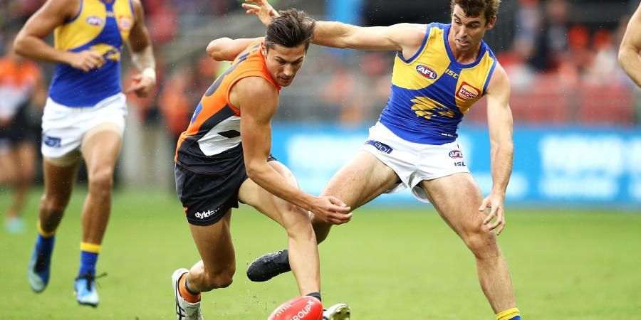 Round 16 Preview: West Coast v GWS Giants