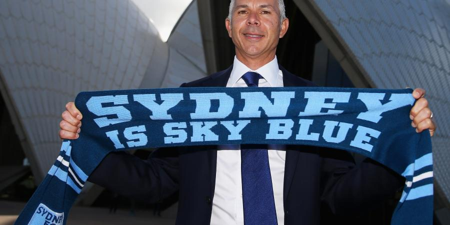 Corica holds the keys to continued Sydney FC success