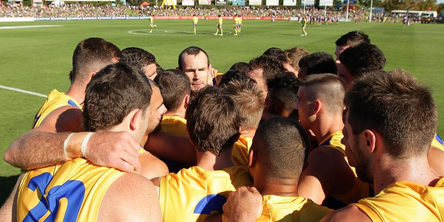West Coast Pre-Season Report