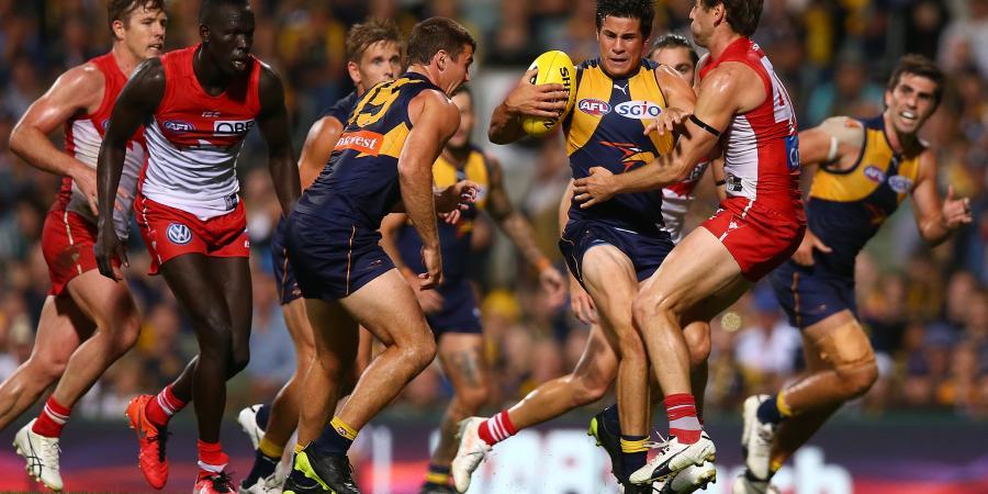 Round 1 Preview: West Coast vs Sydney
