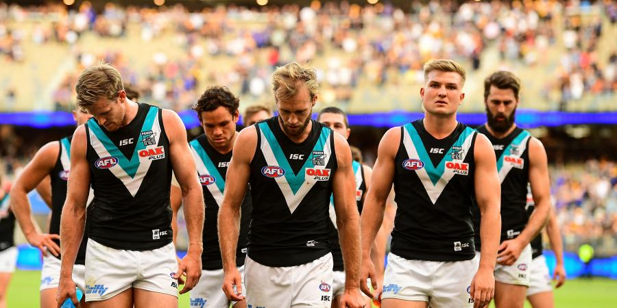 The Showdown: More at stake than just four points for Port Adelaide