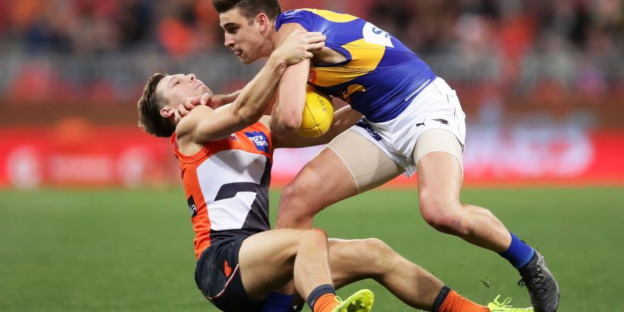 Round 8 Preview: GWS Giants v West Coast Eagles